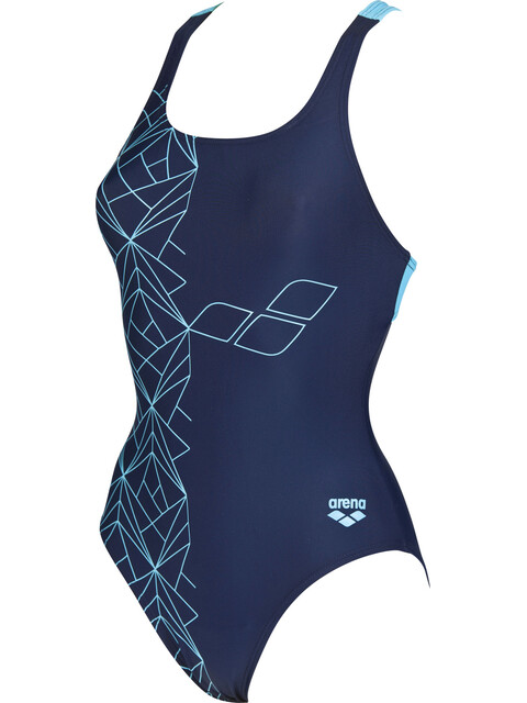 arena Escher Swim Pro - Bañador Mujer - azul